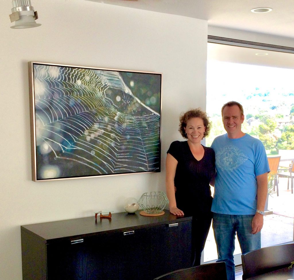 Fly Over Installed in Encinitas Home