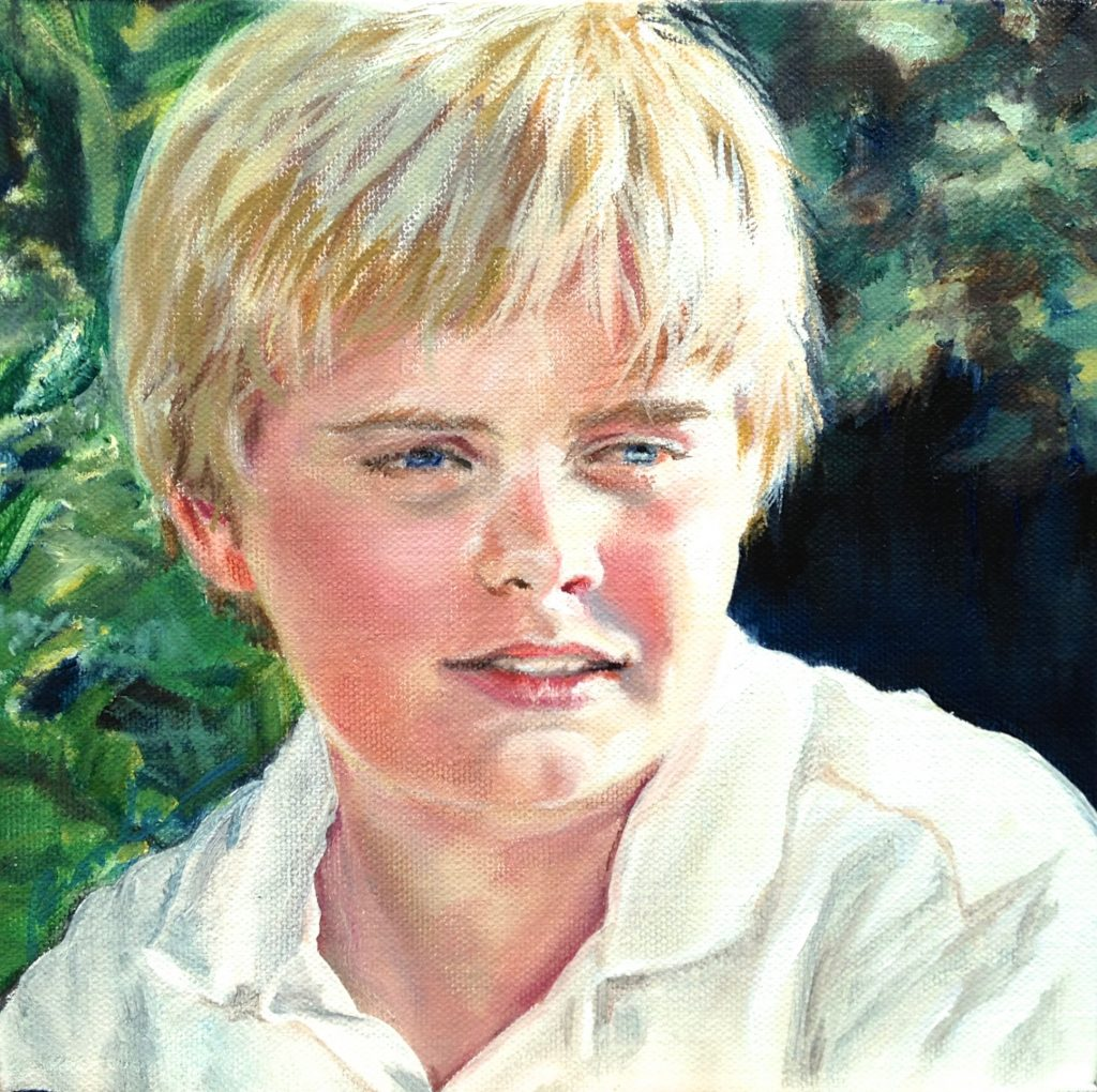Portraits and Commissions: those tween years